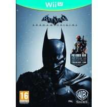 Batman Arkham Origins - Legends Edition (Wii U) für 8,37€ @thegamecollection