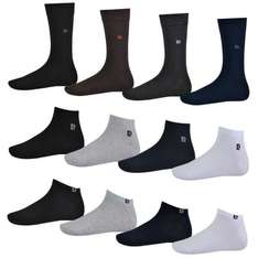[ebay WOW] Pierre Cardin Business Socken – Set mit 12 Paar für je Set 12,95€