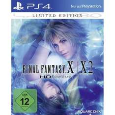 Conrad [online] Final Fantasy X/X-2 HD Remaster - Limited Edition (PS4) mit Newsletter für 39,35