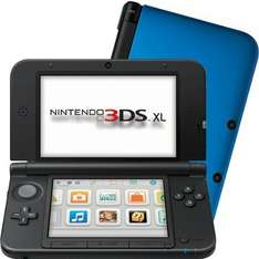 Nintendo 3DS XL Blau/Schwarz ab 109€ [Amazon WHD]