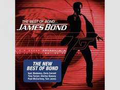 The Best Of Bond....James Bond - Soundtrack 4,99