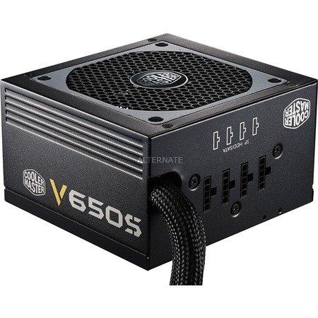 Cooler Master VS-Series V650SM, ATX, 650W, 80PLUS Gold, 6 x SATA inkl. Vsk für 69,90 € > [zackzack.de] > Flashsale
