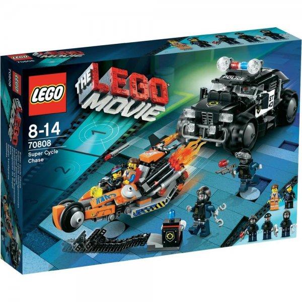 [Conrad] 20% auf Lego - z.B. Lego Movie 70808 Superbike Verfolgungsrennen für 28,24