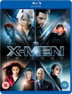 X-Men Trilogy Blu-ray inkl. deutscher Ton @ zavvi