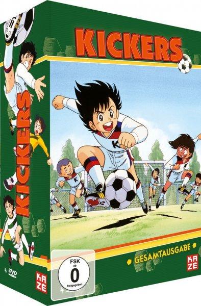 Kickers - Gesamtausgabe (4 DVDs) für 25,97€ / Kickers Vol.1 / Kickers Vol.2 / Kickers Vol.3 / Kickers Vol.4 für 8,97€ @amazon.de