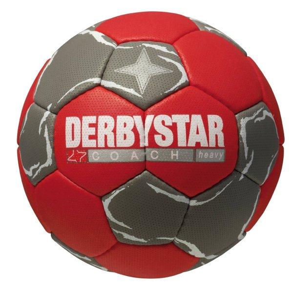 Derbystar Coach Heavy Handball -1425- Größe 2 600g für 9,93€ @amazon.de [Prime]