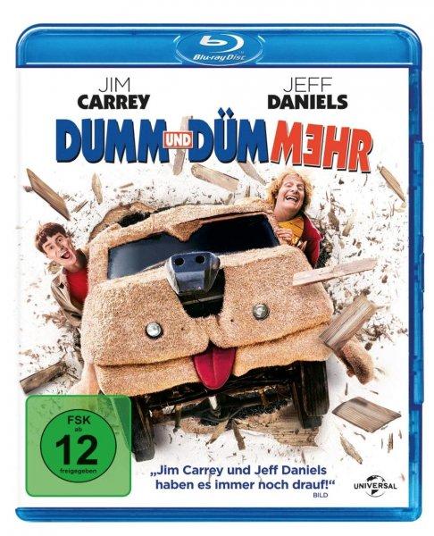 Dumm und Dümmehr Blu Ray