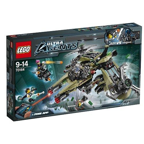 LEGO Ultra Agents - Hurrikan-Überfall (70164) für 29,98€ @ToysRUs (Online & im Markt)