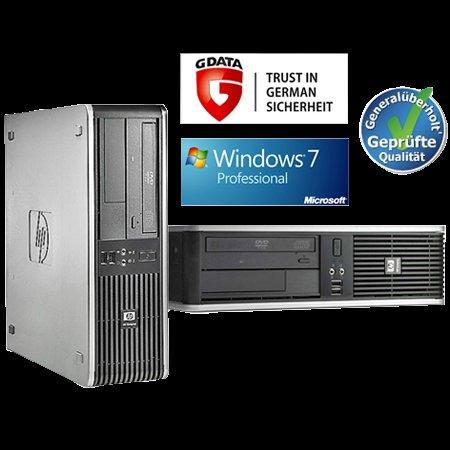 "HP - PC System ""Compaq dc7900SFF W7Pro64"" Generalüberholt¹ @ZackZack.de"