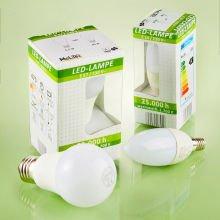 [ALDI NORD] LED Leuchtmittel verschiedene Sorten 3,49 bzw. 4,99€ ab 1.Juni