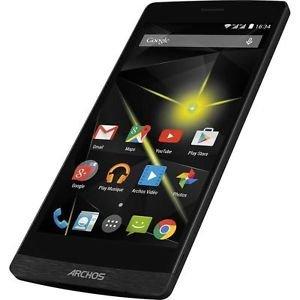 Archos 50 Diamond LTE, Dual-SIM, 16MP Kamera, 5 Zoll, Farbe: NEON-GELB - Conrad B-Ware Ebay