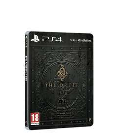 amazon.it - PS4 The Order: 1886 - Limited Edition Amazon Edition - Deutsch spielbar