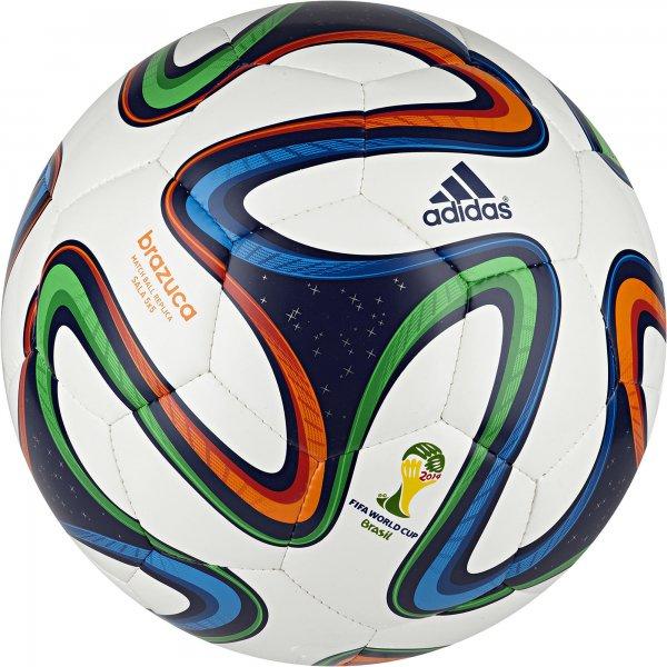 Adidas Brazuca Sala5X5 Ball größe 3 @adidas.de