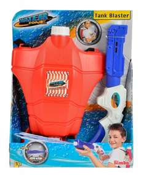[Amazon-Prime]Simba Toys  - Waterzone Tank Blaster, 2-sortiert