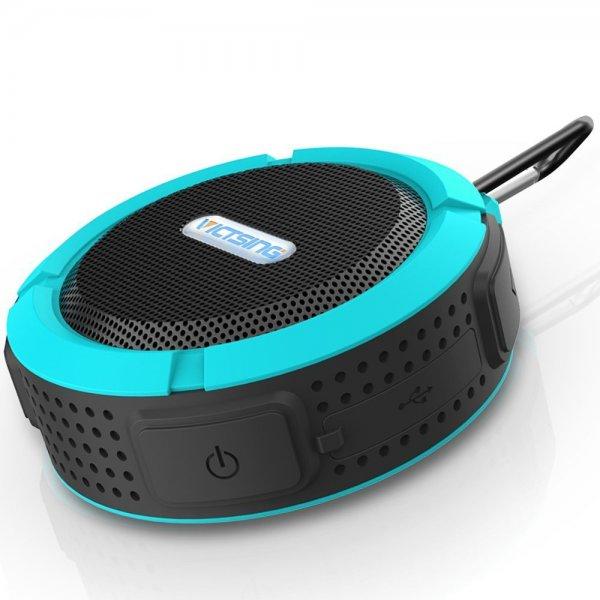 [Amazon] [Angebot ab 28.05.2015] VicTsing Tragbarer Bluetooth Lautsprecher [Wasserdicht]