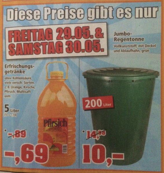Thomas Philipps - Jumbo Regentonne 200 Liter - Fr.-Sa., 29.-30.05.