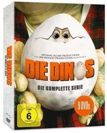 Die Dinos - Die komplette Serie auf DVD für 33,99€ [@JPC für ADAC-Mitglieder]