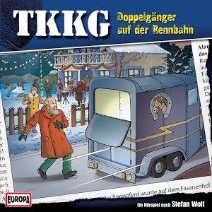 """[Google Play Music] TKKG Folge 174 / """"Doppelgänger auf der Rennbahn"""" kostenlos"""