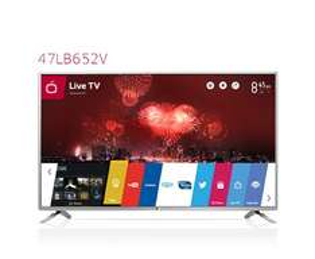 [Lokal MM Hamburg] LG 47 LB 652 , LED-Fernseher 119 cm 47 Zoll, EEK A+, Tripple Tuner, Full HD, 3D, Smart
