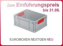 Lagerboxen (Hobby-Kisten) zum Einführungspreis in guter Qualität