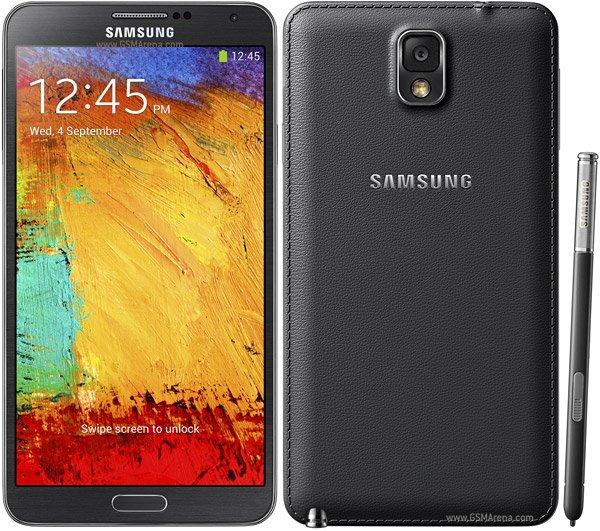 """[Smallbug.de] Samsung Galaxy Note N9005 3 32GB Schwarz / 5,7"""" FHD / 3GB RAM / 2,3GHz Quadcore / 13 MP / Zustand """"Sehr gut"""" für 335€"""