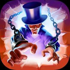[Amazon/Android] The Great Unknown: Houdini's Castle (Full) für 0,00 EUR statt 2,54 EUR