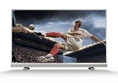 """(Redcoon) Grundig 49 VLE 8471 BL 124 cm (49 Zoll) 3D LED-Backlight Fernseher (Full HD, 400Hz PPR, DVB-T/C/S2, 4x HDMI, 2x USB 2.0, 1x USB 3.0) schwarz [Energieklasse A+] """" zum Bestpreis von 479,-€ Versandkostenfrei"""