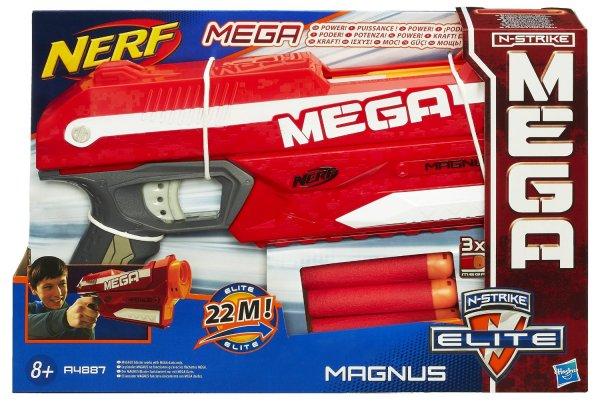 Hasbro Nerf N-Strike Elite Mega Magnus @Amazon-Prime