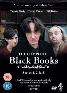 Black Books Staffel 1-3 DVD (Englisch)