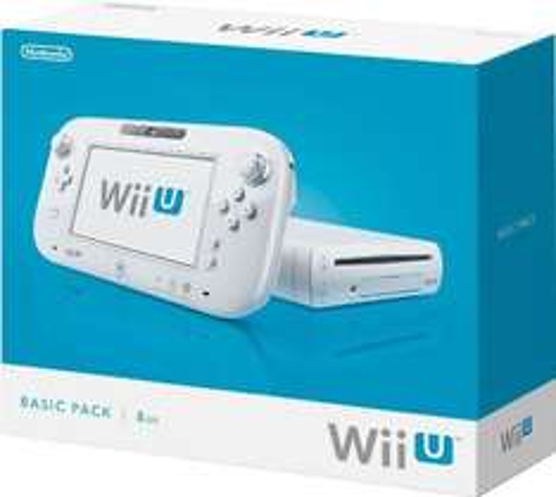 Nintendo Wii U Basic für 203,39€ @amazon.co.uk