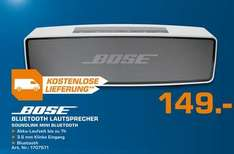 [Lokal - Oldenburg(Oldb)] Bose Soundlink Mini 149€