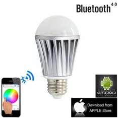 [Amazon-Prime] SmartLighting Bluetooth LED Glühbirne