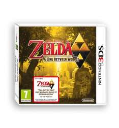 The Legend Of Zelda - A Link between Worlds (3DS) für 30,88€ @amazon.co.uk