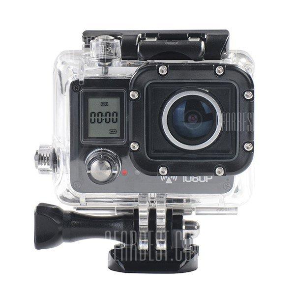 Amkov AMK5000S Wireless WiFi Waterproof HD Sports Action Camera für 55,03 EURO @Gearbest