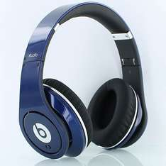 Beats by Dre Monster Studio blau Kopfhörer Over-Ear, 249,90 EUR @ kickz.com
