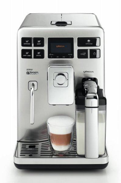 Saeco HD8856 Exprelia Edelstahl Kaffee Vollautomat Maschine, 1.030,41 EUR @ amazon