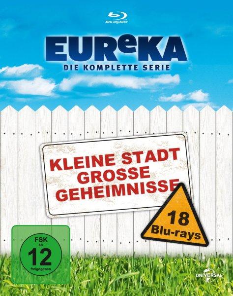 (Amazon.de) EUReKA - Gesamtbox Blu-ray für 37,99€