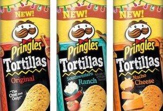 [Edeka] Regional? Pringles Tortilla Chips 180g Dose für 0,99€