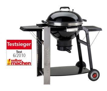 Garten XXL (nur heute!): Landmann Kugelgrill Black Pearl Select (31346) 203€ / VGP 249€ idealo / 22% Ersparnis / Keine Versandkosten! + Qipu 4%