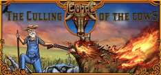 [Steam] Culling of the Cows (inkl. Sammelkarten) @ PC Gamer