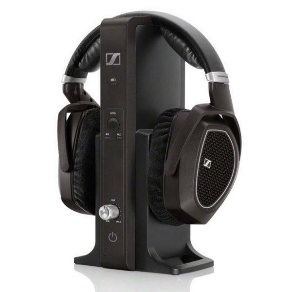 Sennheiser RS 185 - Digitaler Funkkopfhörer (100 m Reichweite, 2,4 GHz unkomprimierte Übertragung, manueller Pegeleinstellung) inkl. Vsk für 265,41 € > [amazon.es]