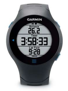 Garmin GPS Laufuhr Forerunner 610 HR - GPS Trainingscomputer inkl. Brustgurt für 160,89 € @Amazon.it