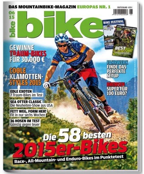 """12 Ausgaben """"The Red Bulletin"""" umsonst für Bike (oder Freeride) -Abonnenten"""