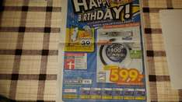 Bosch WAY287E25 Waschvollautomat für 599€ in Euronics Ulm Blautalcenter laut idealo.de 813,99€ inkl Versand