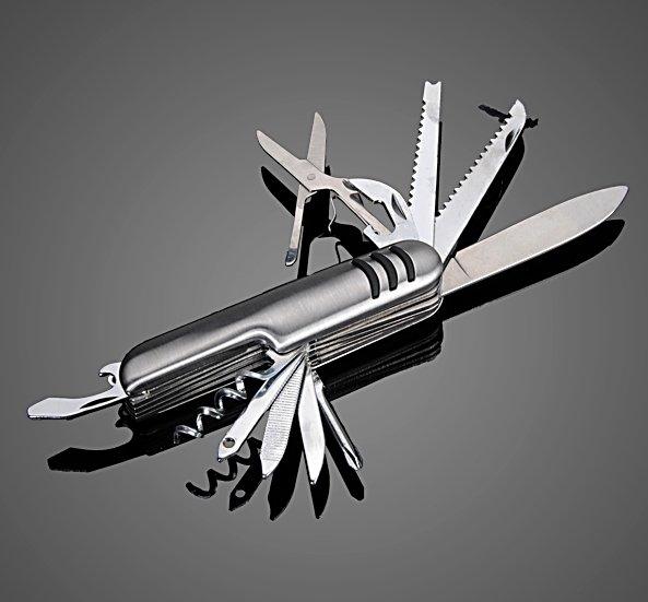 [CN] Taschenmesser / Mehrzweckmesser (11 Funktionen) für 3,77€ inkl. VSK [+ TEST]