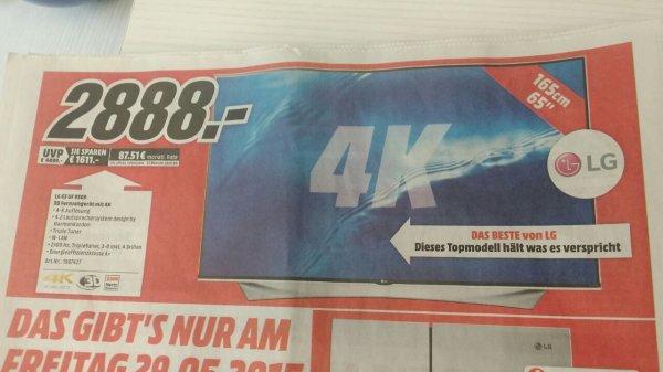 Mediamarkt Mannheim Speyer Viernheim LG 65UF9509