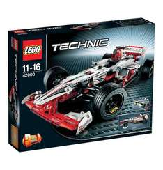 LEGO Technic Grand Prix Racer 42000 bei Kaufhof für 59,99€ statt PVG 89 € (ca. 33% gespart)