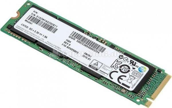Samsung SSD SM951 512GB M.2 32Gb/s für 331,99 @ Cyberport.de