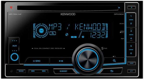 Kenwood DPX304 Doppel-DIN Autoradio nächster Preis 177 Euro