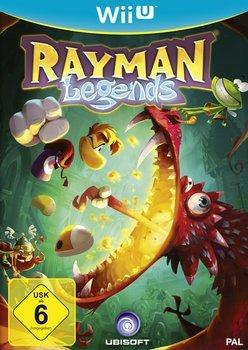 Rayman Legends (Wii U) für 16,-€ frei Haus @ allyouneed